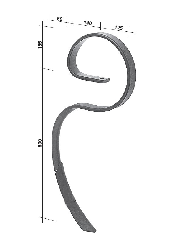 MOLLA FLEX-PALL 45X12 M10 SV